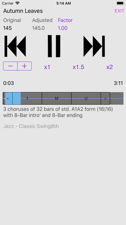 Jazz and Blues Sampler screenshot-0