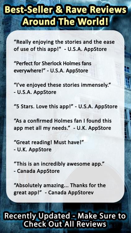 Sherlock Holmes Collection Sir Arthur Conan Doyle screenshot-3