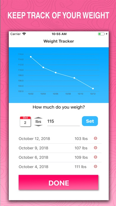 Lose Weight Running Screenshots