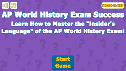 AP World History Exam Success screenshot one