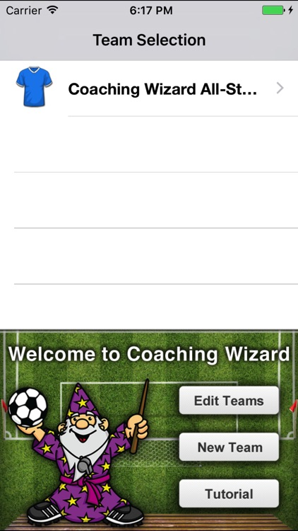 Coaching Wizard - Soccer
