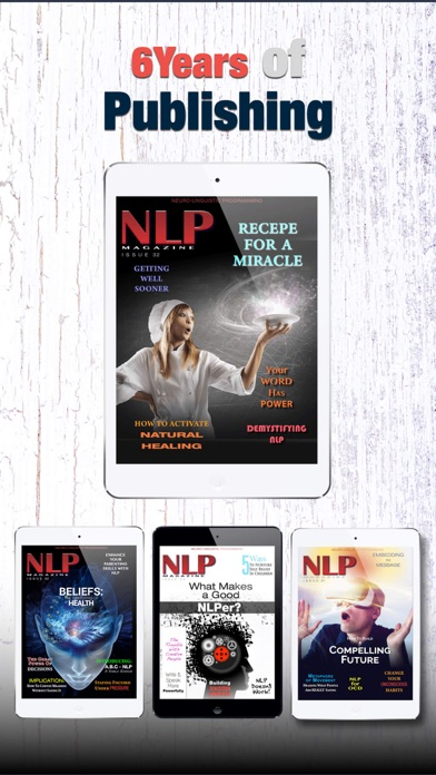 Nlp Magazine review screenshots