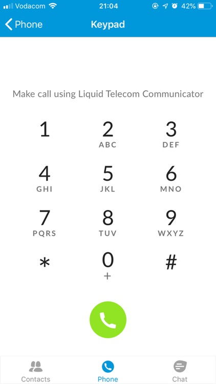 Liquid Telecom Communicator screenshot-7