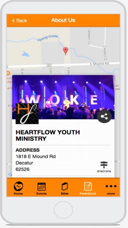 HeartFlow Youth Ministry App screenshot-3