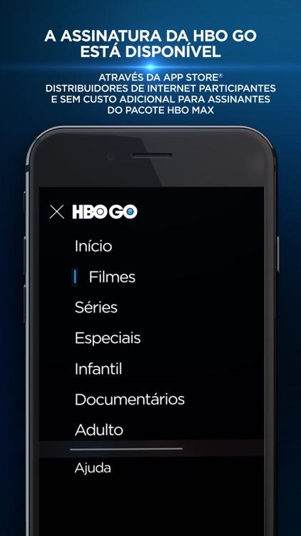 HBO GO ® screenshot-4