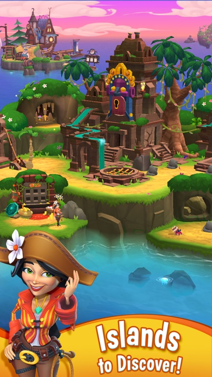 Paradise Bay screenshot-3