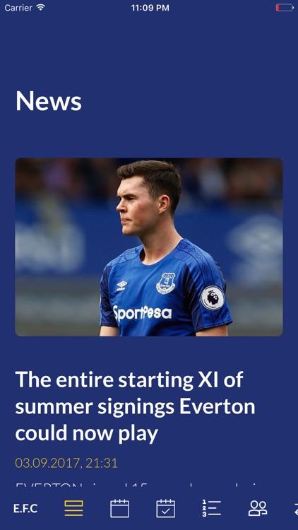 Team Everton