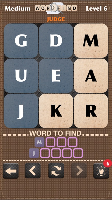 Word Find - Guess Crossy Words
