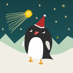 Christmas with Penguins
