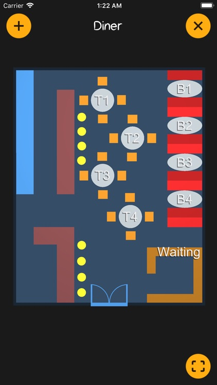 K.I.S.S. Room Layout screenshot-4