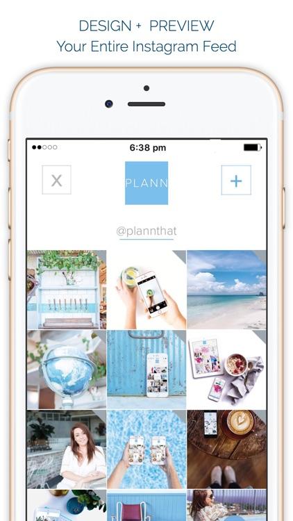 Plann - Planner, Scheduler, Analytics - Instagram