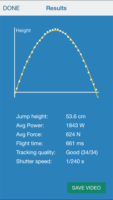 JumpPower screenshot1