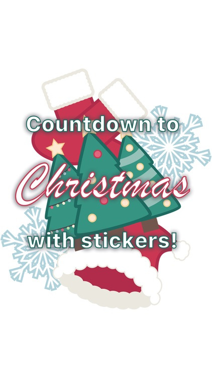 Until Christmas.Days Until Christmas Stickers By Ian Clawson