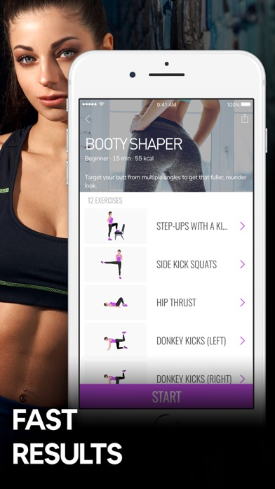 Download Butt Workout and Fitness App for Pc