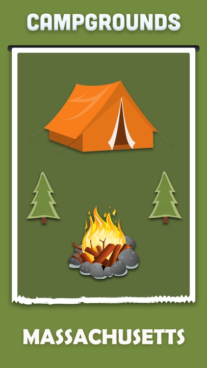 Massachusetts Campgrounds Info screenshot-0
