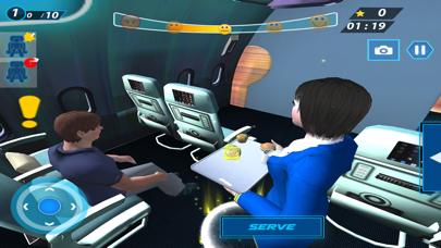 Flight Attendant Simulator 3D screenshot four