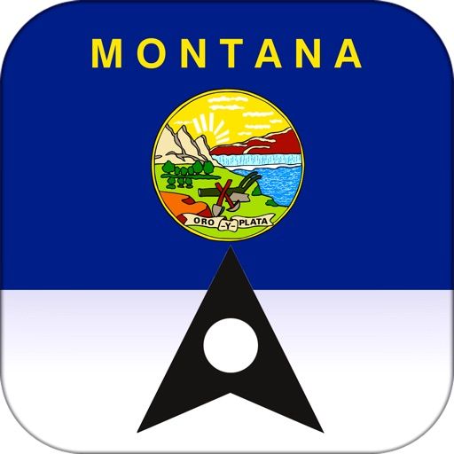Montana Offline Navigation
