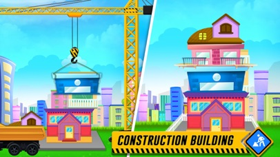 Little Builder - Building game screenshot 3