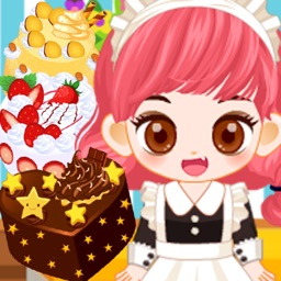 Cake Bakery Cooking Chef