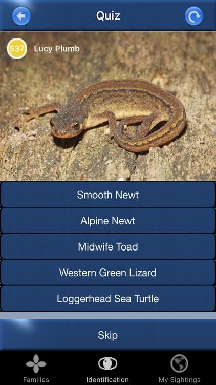 Reptile Id - UK Field Guide screenshot-3