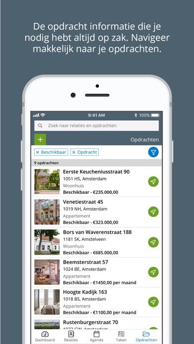 Screenshot #5 for Kolibri App voor makelaars