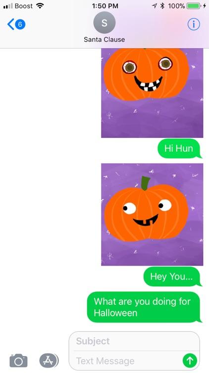 Halloween Pumpkin Patch Pack screenshot-4
