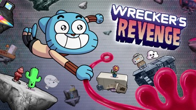 Wrecker's Revenge - Gumball screenshot 1