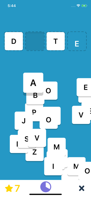 ‎Wordid - Word Game Screenshot