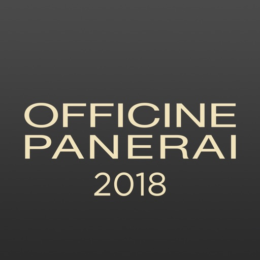 Panerai Catalogue 2018