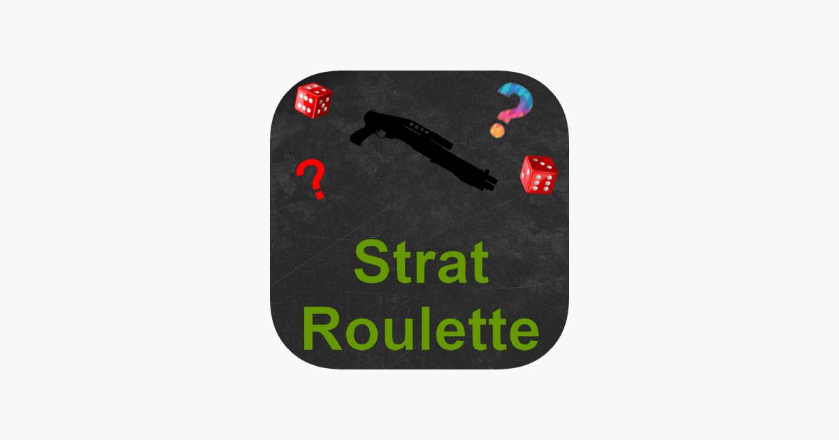 strat roulette hub on the app store - fortnite strat roulette challenge