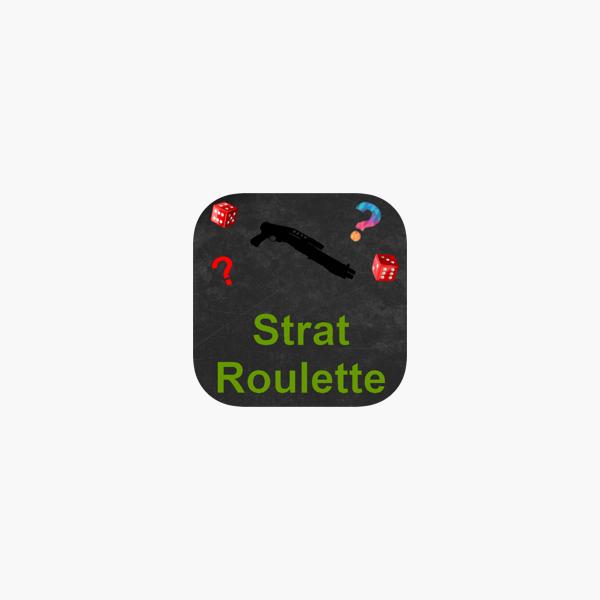 Strat Roulette Hub on the App Store