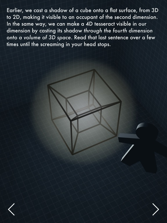Screenshot #5 for The Fourth Dimension