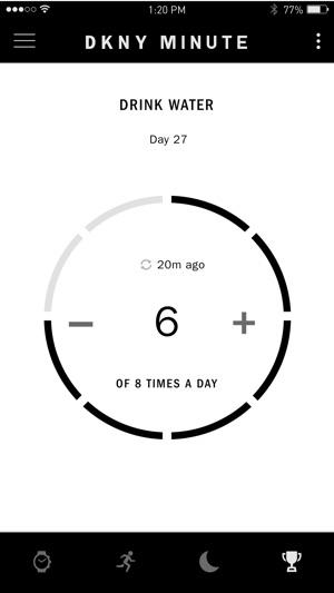 Dkny Minute Im App Store
