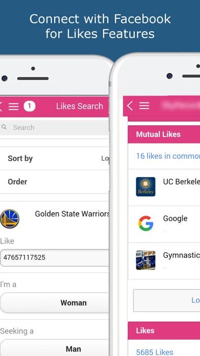 Friends Match Me - Dating App screenshot four