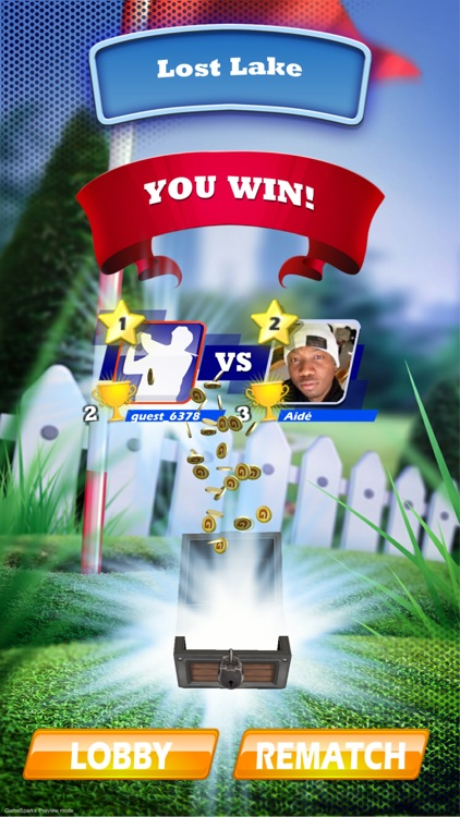 Golfer! screenshot-3
