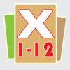 Multiplikation karteikarten