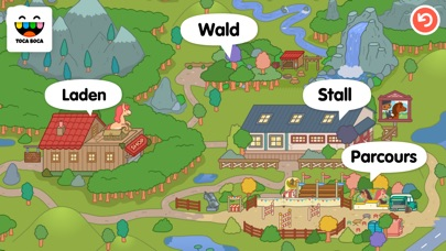 Screenshot for Toca Life: Stable in Germany App Store