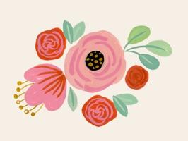 DaySpring Floral Flourishes