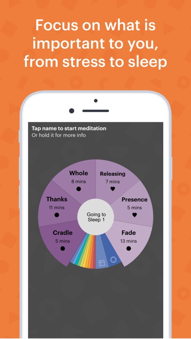 buddhify: mindful meditation app