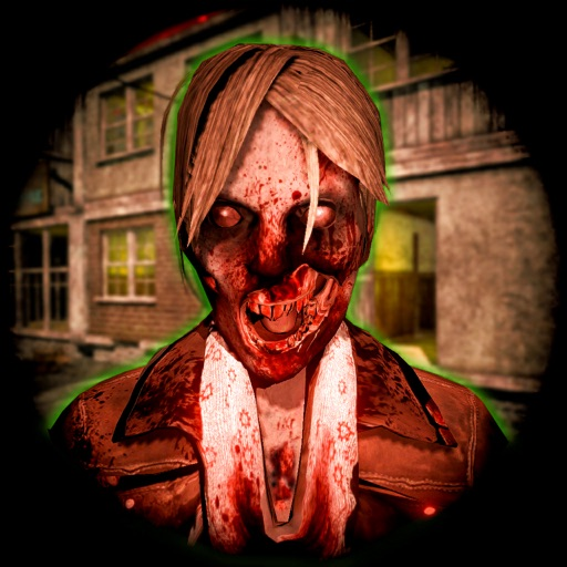 Dead Zombie Survivor Castle 3D