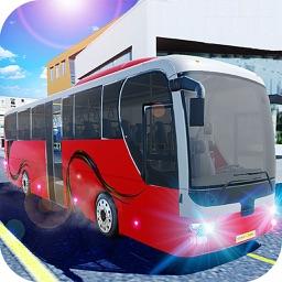 Alien City Strike: Bus Driver