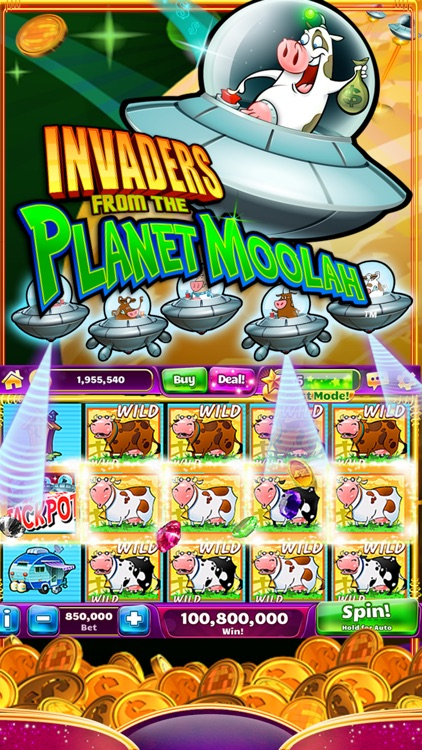 Jackpot Party - Casino Slots screenshot-2