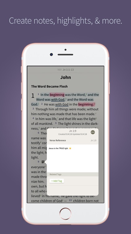 Bible by Olive Tree screenshot-3