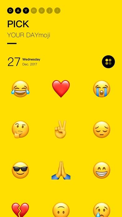DAYmoji screenshot one