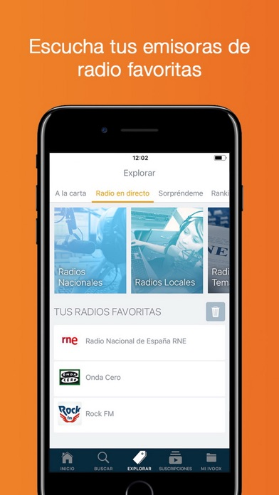download Radio y Podcast iVoox apps 1