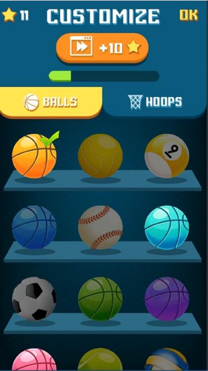 Bouncing - Basketball screenshot-3