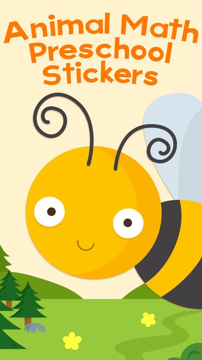 Tier Math Vorschule Mathe-Spiele Für Kinder Screenshot
