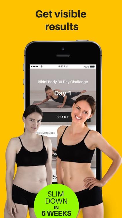 Yoga-Go: Weight Loss Workouts screenshot-3