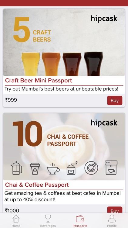 Hipcask - Wine, Beer & Whisky