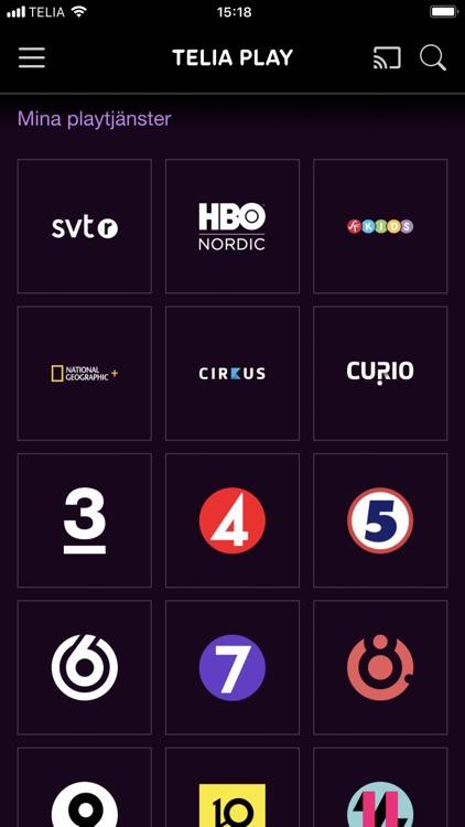 Telia Play screenshot-3